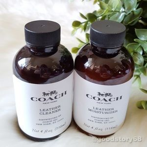 COACH Leather Cleaner & Moisturizer